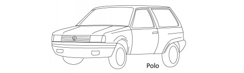VW POLO II 1990-1994