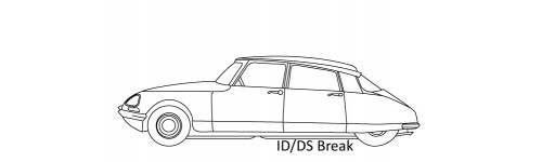 CITROËN ID/DS - BREAK
