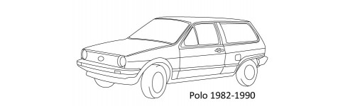 VW POLO II 1981-1990