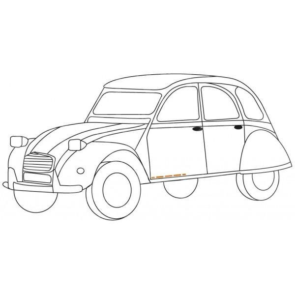 Saxo Car